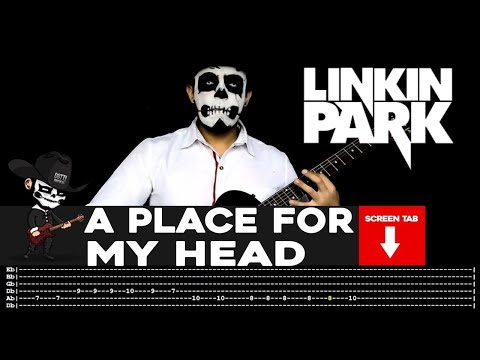 Linkin Park - A Place For My Head (Guitar Cover by Masuka W/Tab)