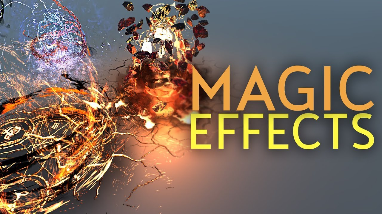 Magic Effects Pack - Unity Paid Assets FOR FREE