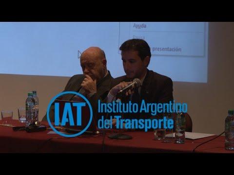 Lic Aldo Costa - Industria Ferroviaria Nacional