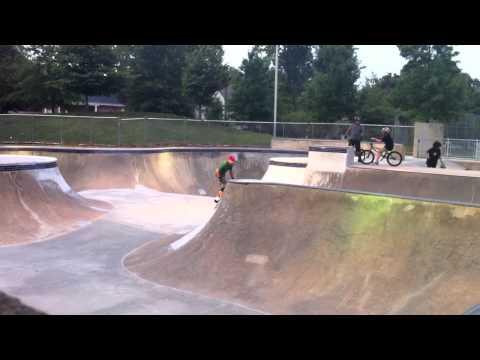 Powhatan Springs Skate Park, Arlington, VA