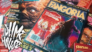 The goriest Horror Magazines ever! + Fangoria Issue 1! *Must See!!*