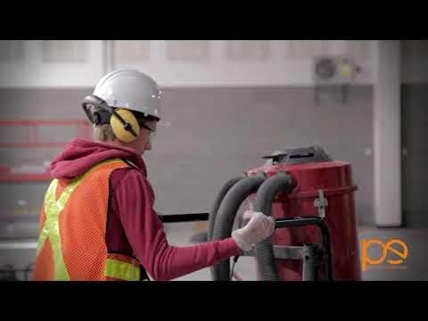 Commercial Epoxy Floors - Scott's Pump, Edmonton