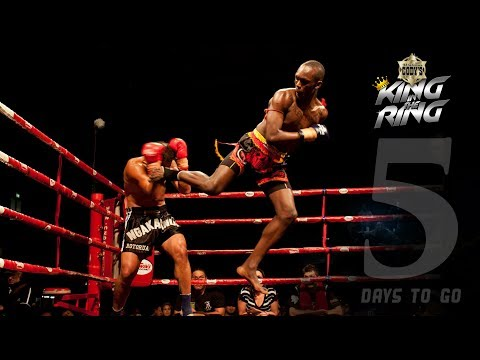 King in the Ring 86II Semi Final 1 : Israel Adesanya vs Pati Afoa