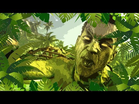 Myanmar Jungle of the Undead (Call of Duty Zombies)