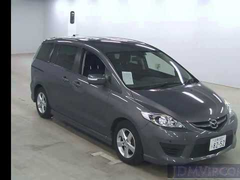 2007 mazda premacy 20s crew youtube. Black Bedroom Furniture Sets. Home Design Ideas