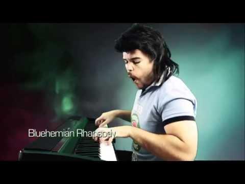 Bluehemian Rhapsody