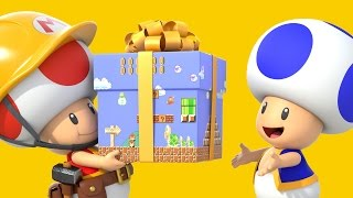Super Mario Maker: The First 15 Minutes