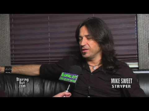 STRYPER's Michael Sweet talks with Eric Blair (part 3)