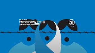 International Peace Day 2015 | #peaceday