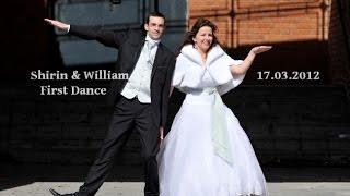 Shirin&William First Wedding Dance