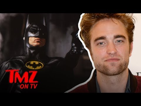 News Around The Lone Star State - FROM TMZ - Robert Pattinson Is The Next Batman!