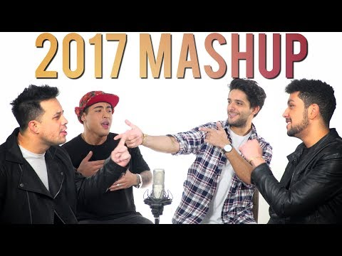 2017 Mashup - Every HIT song in 2 minutes (Continuum)