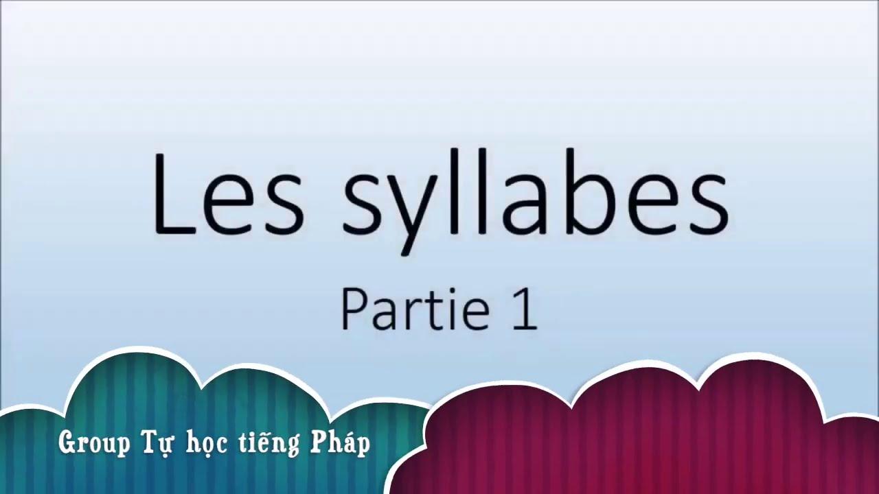 [TỰ HỌC TIẾNG PHÁP] Phát âm tiếng Pháp - Cách ghép vần với chữ cái C - G - H