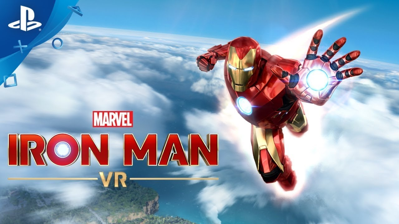 MARVEL'S IRON MAN VR: Tráiler en español | PSVR - YouTube