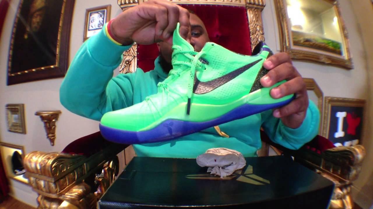 cd61b4295bb3 Nike kobe 8 elite superhero pack review - YouTube