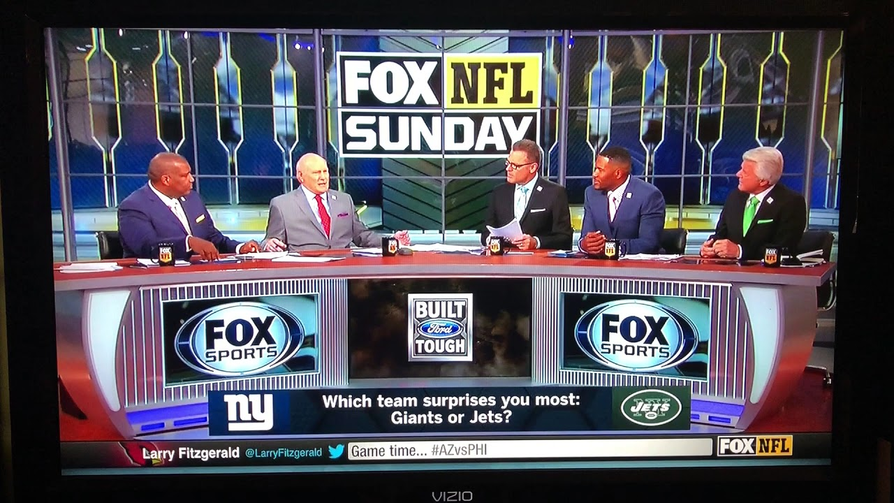 """Oh My God! Terry Bradshaw says,"""" the Giants are like possums, they play  dead at home & killed @ home"""