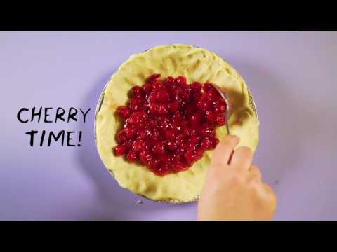 How To Make The World's Best Cherry Pie - Recipe by Katy Perry