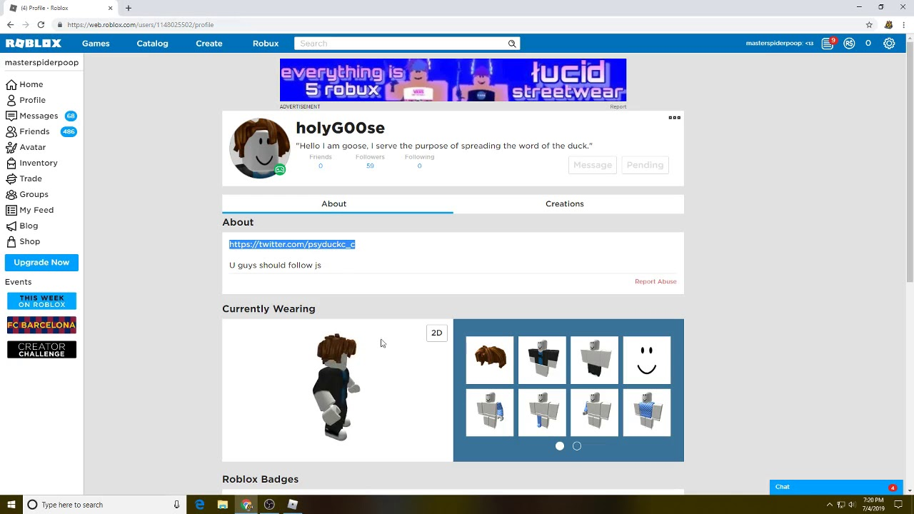 Roblox Games Page 2019