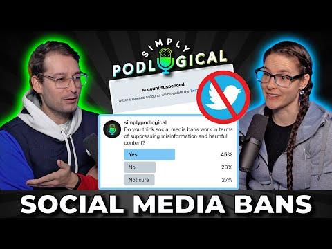 Social Media, Censorship & Political Bias - SimplyPodLogical #46