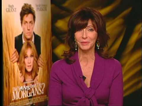 MARY STEENBURGEN ANS DID YOU HEAR ABOUT THE MORGANS? INTERVIEW