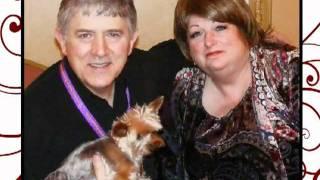 Rick Caran And Jilli Dog At The Yorkshire Terrier Specialties - Nyc 2010  Www.jillidog.com