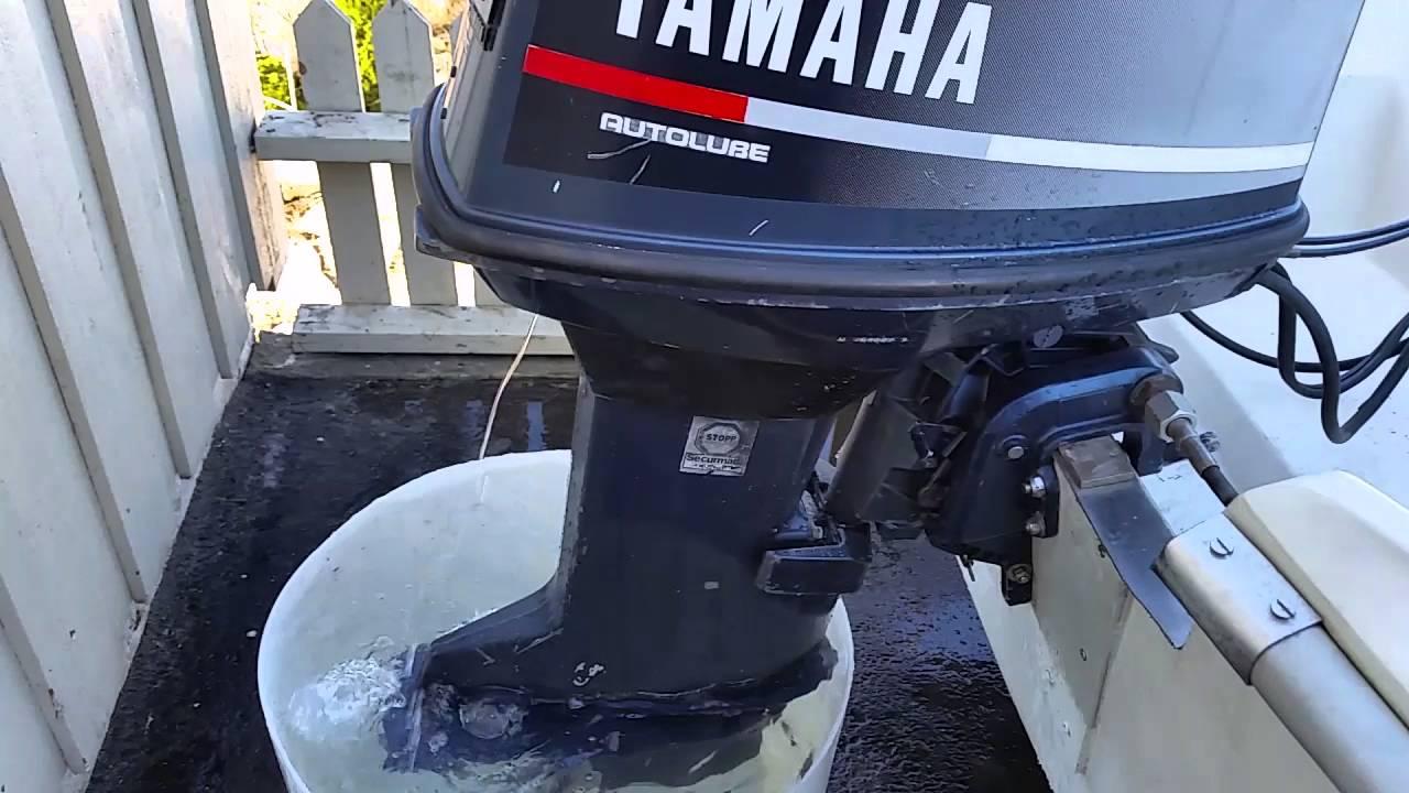 Yamaha Autolube Problem