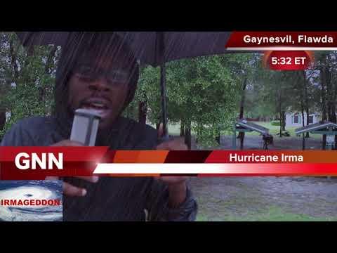 IRMA NEWS I GNN I GAINESVILLE, FLORIDA