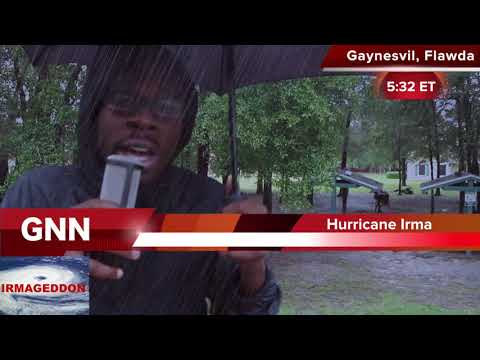 IRMA NEWS I GNN I GAINESVILLE, FLORIDA