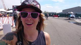 My Brakeless Fixed Gear Race Weekend   Red Hook Crit Brooklyn 2017 Women