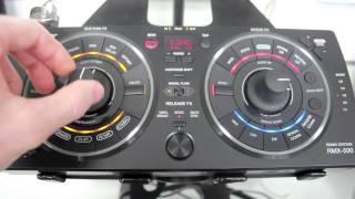 Bop DJ's Feature Packed Pioneer RMX 500 Demo