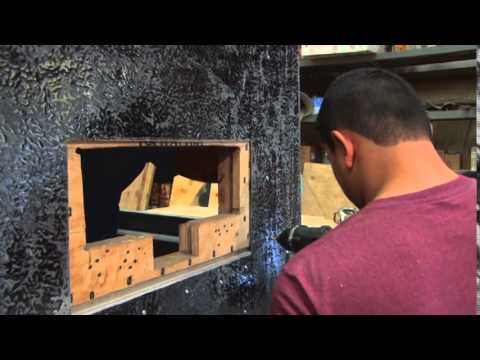 Dixie Deer Blinds 2014 Youtube