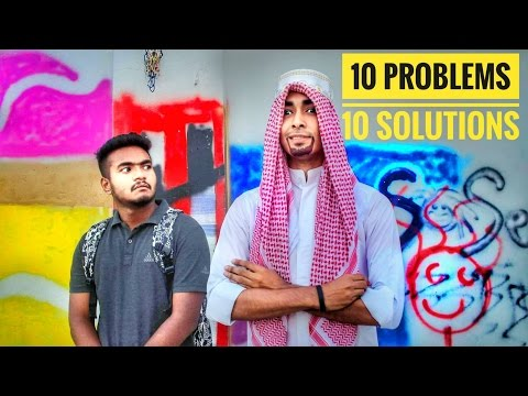 10 PROBLEMS 10 SOLUTIONS! | Fusion Productions