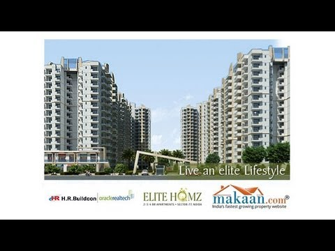 Elite Homz, Sector 77, Noida, Residential Apartments