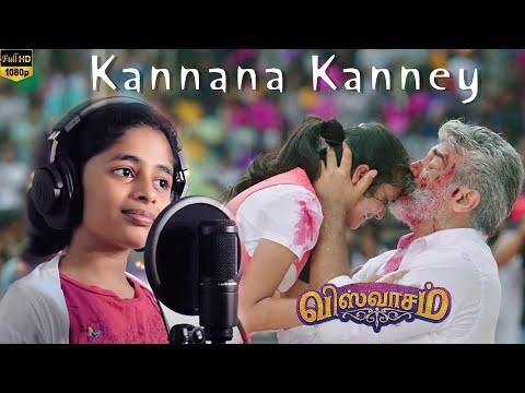 Praniti | Kannaana Kanney | Viswasam | Ajith Kumar | D | Sid Sriram