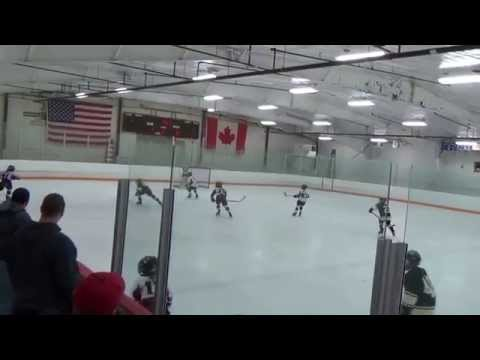 Highland Park Falcons vs St  Jude (11-23-14)