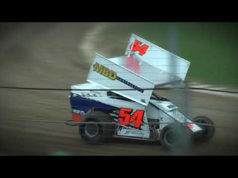 WOODFORD GLEN SPEEDWAY, MODIFIEDS. Well, bugger it ... not the best way to finish a season, after having such a great teaser by the Modifieds, the next ... - dirt track racing video image