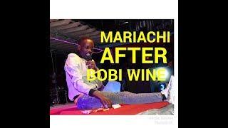 MC MARIACHI asesezza abantu enseko neberabira stress yo'kwatibwa kwa BOBI WINE. Mc Mariachi comedy thumbnail