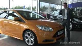Ford Focus ST-R 2012 Videos