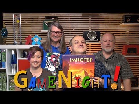 Imhotep - GameNight! Se4 Ep7