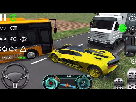 Real Driving Sim #45 New Supercar Unlocked - Car Games Android Gameplay