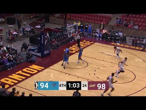 Ante Zizic (26 points) Highlights vs. Oklahoma City Blue
