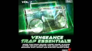 Vengeance-Soundcom - Vengeance Trap Essentials Vol 1