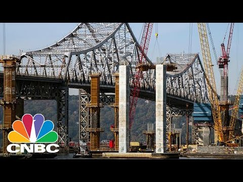 Infrastructure Plans Boost Rally In Chemical Stocks | Squawk Box | CNBC