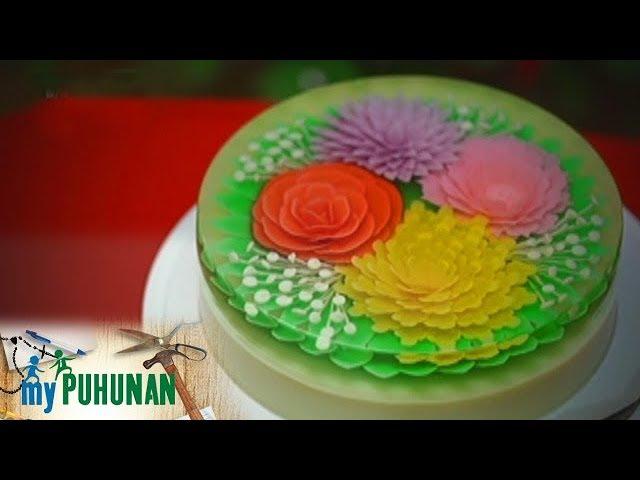 My Puhunan: 3D Jelly Cakes of Gelatimized #1