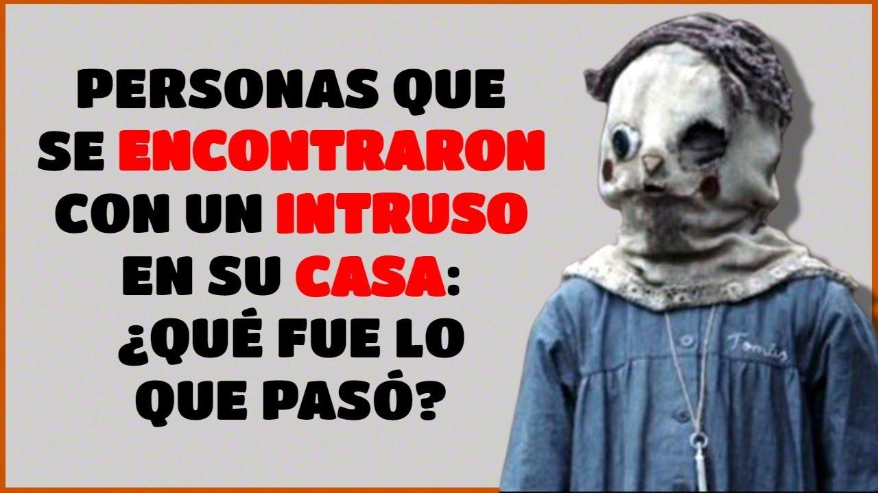PERSONAS que ENCONTRARON INTRUSOS en su CASA: ¿Qué pasó? - REDDIT