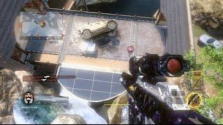 Black Ops 3 Unfair Aimbot Trickshotting #2 - COD BO3 Mods - Mod Menu