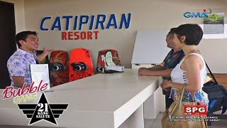 bubble gang catipiran resort