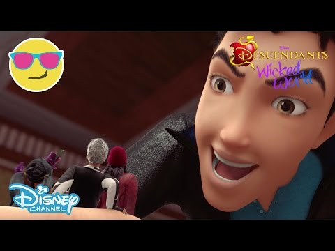 Descendants Wicked World | Options are Shrinking | Official Disney Channel UK