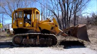 International 250 track loader for sale | sold at auction April 16, 2015