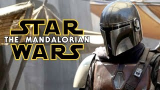 The Mandalorian News - First Image And Directors List Revealed